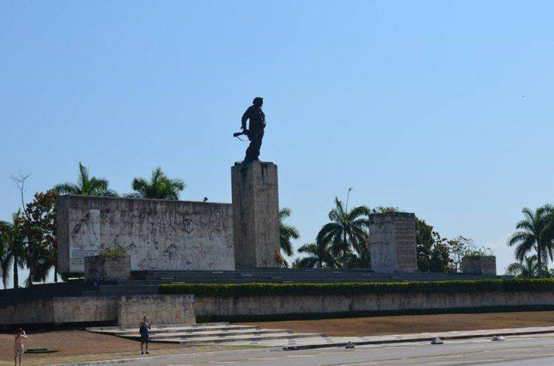 El mausoleo del Che en Cuba alcanza los cinco millones de visitantes