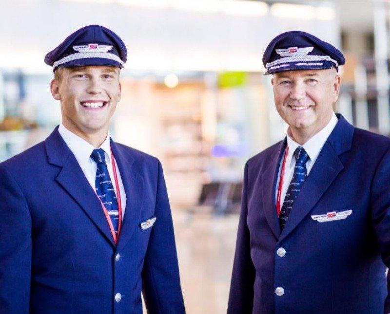 Norwegian Argentina busca a primeros oficiales