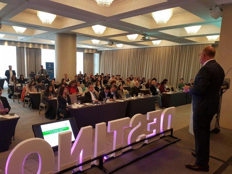 Arnaldo Nardone ofrecerá la conferencia de apertura del III Congreso Regional de Destinos el 29 de agosto en Rosario.