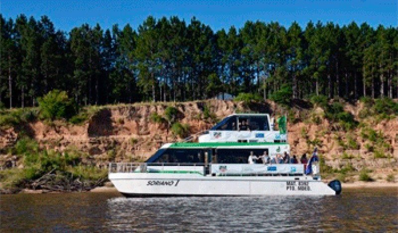 Uruguay crea comisión para impulsar turismo náutico fluvial
