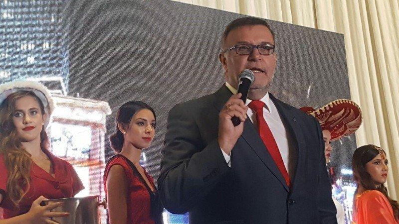 Carlos Pera, presidente de Audavi.