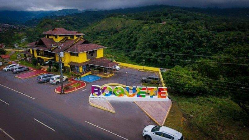 Con el centro de convenciones quieren ampliar la oferta de Boquete.