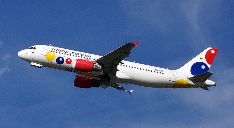 Viva Air confía en cerrar el 2018 con 4,4 millones de pasajeros