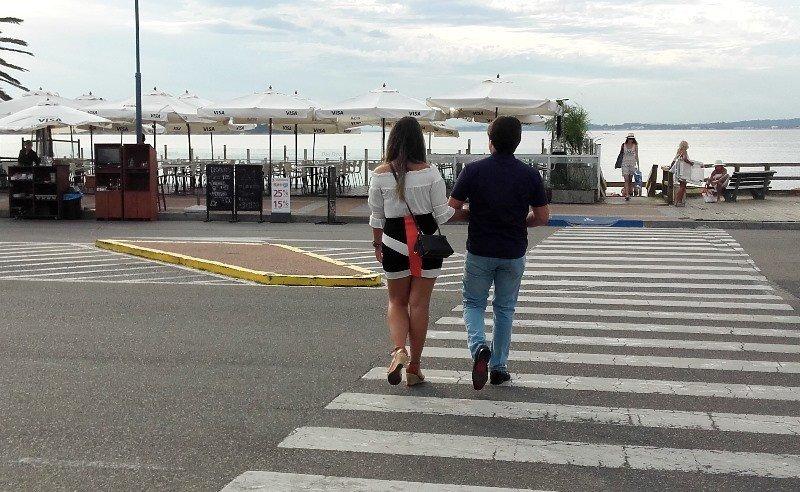 El gasto en Punta del Este fue el doble que en Montevideo con una cantidad similar de turistas.