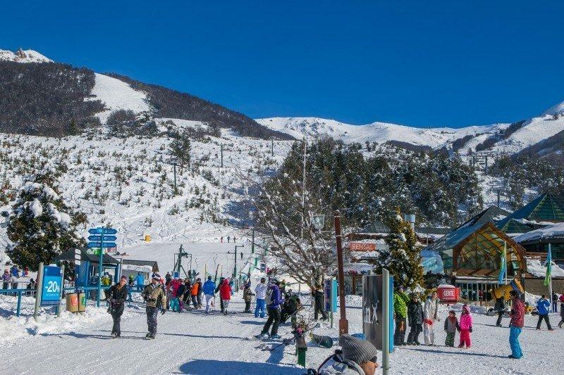 Bariloche prevé 30.000 pernoctes diarios este invierno