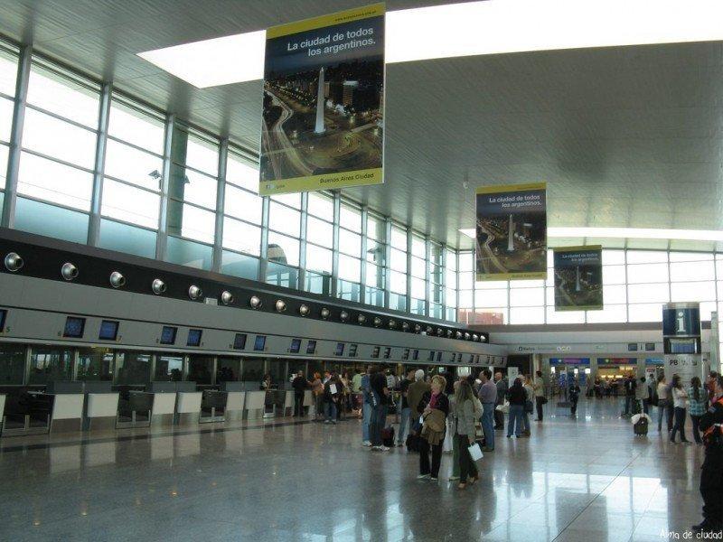 Aeropuerto Internacional de Córdoba. Foto: Aeropuertos.net