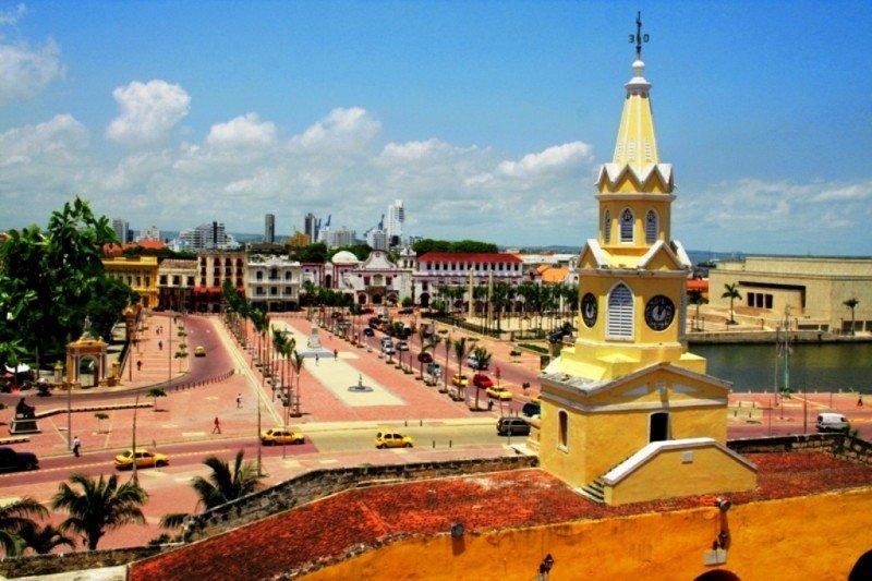 El turismo extranjero en Colombia se incrementa 41% el primer semestre