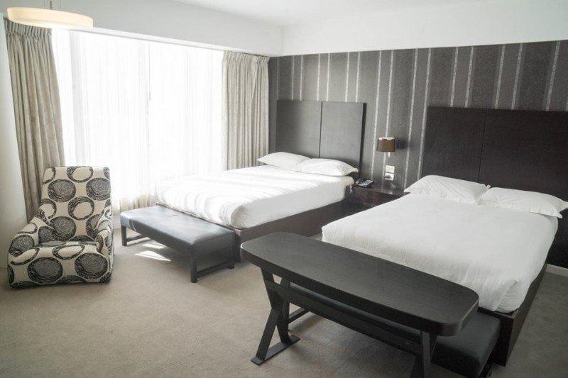 El hotel tiene 42 habitaciones