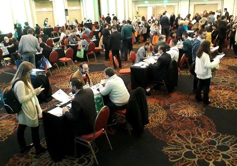 La primera experiencia de Meeting Brasil en Uruguay fue considerada exitosa por su director de negocios.