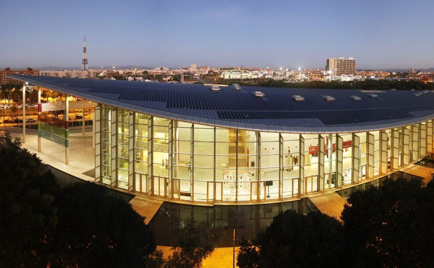 Imagen El Palacio de Congresos de València, elegido de nuevo el mejor del mundo