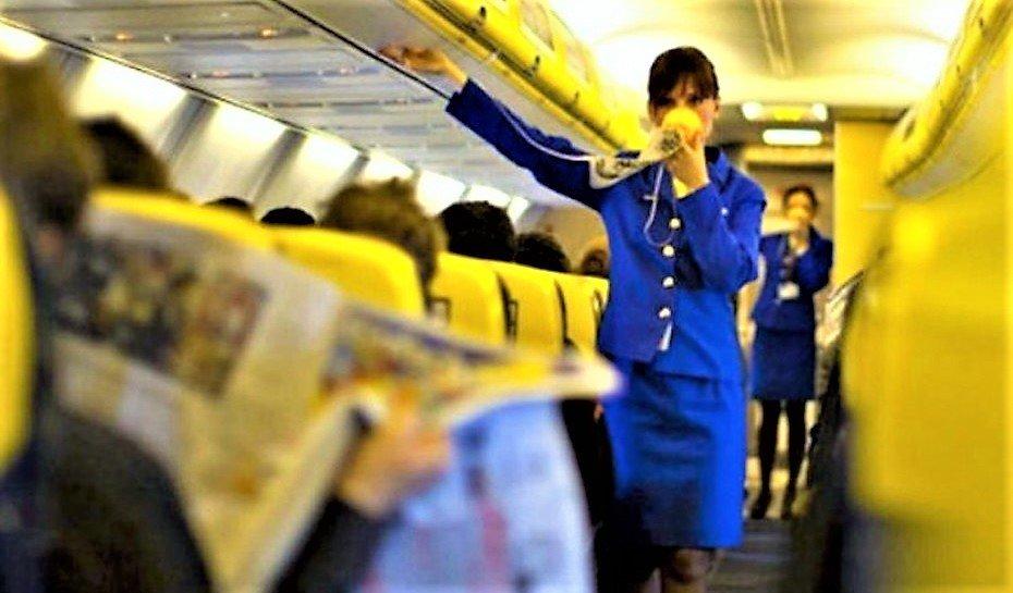 Imagen Huelga europea de los tripulantes de cabina de Ryanair