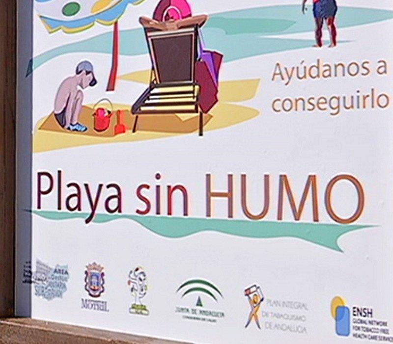 Imagen Motril cuenta con la primera playa sin humos de Andalucía