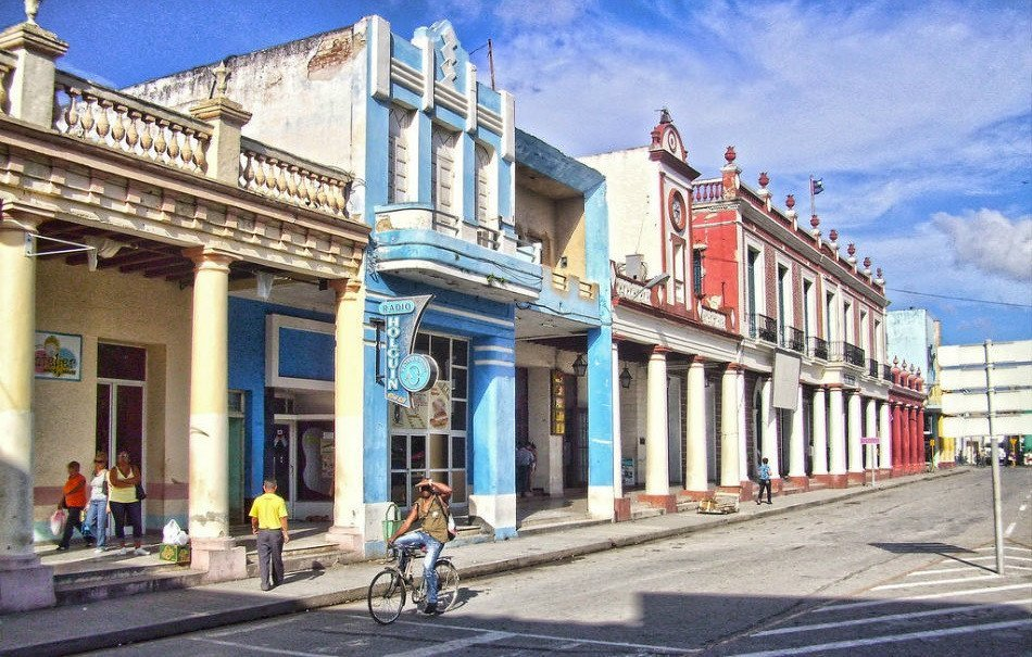 Holguín es uno de los principales destinos turísticos del oriente de Cuba.