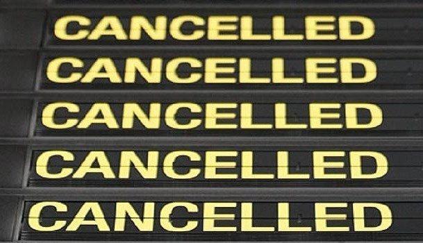 Las huelgas de Ryanair e Iberia provocarán la cancelación y retraso de muchos vuelos en julio y agosto.