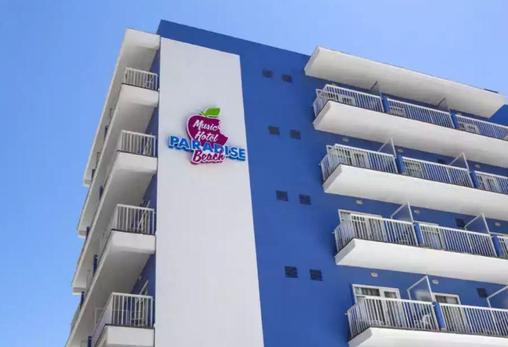 Mallorca Hotel Paradise Beach Music