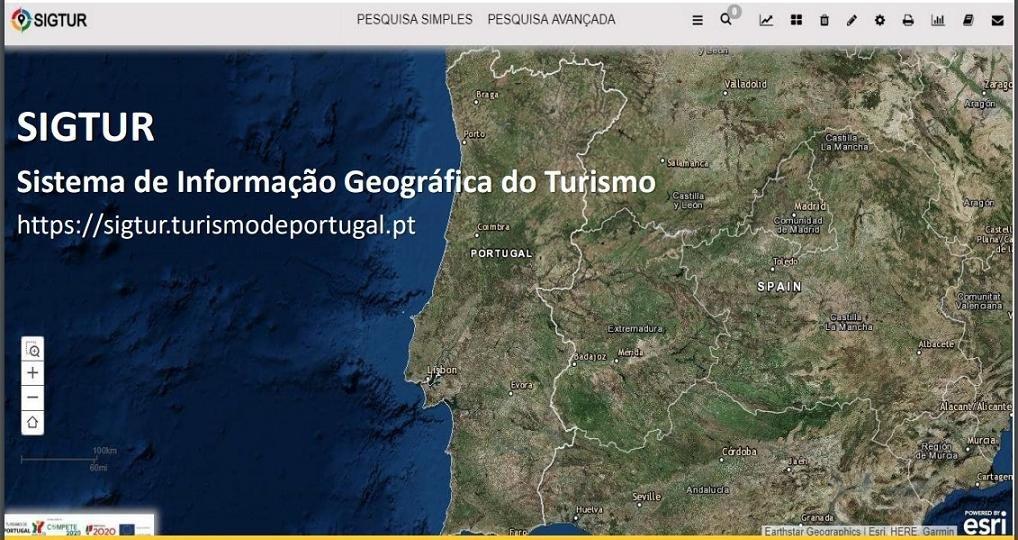 Imagen Turismo de Portugal lanza la plataforma SIGTUR