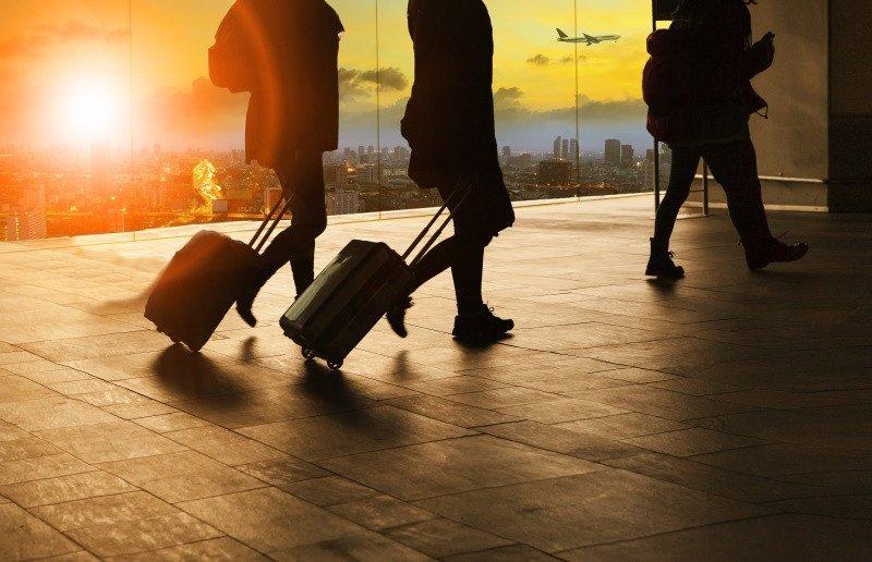 Imagen La cifra de pasajeros en los aeropuertos españoles se incrementa un 7%