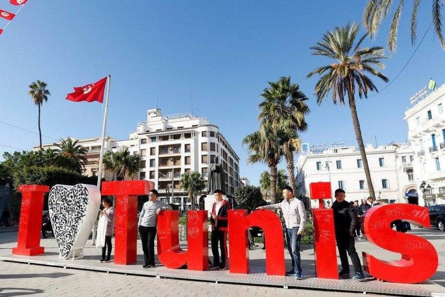 Túnez recupera a sus turistas internacionales, sobre todo franceses.