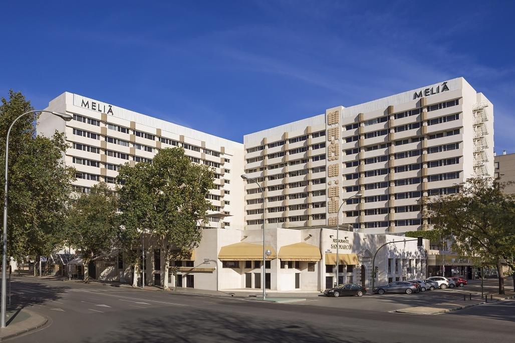 Imagen Meliá vende por 73,4 M € tres hoteles que seguirá gestionando en alquiler