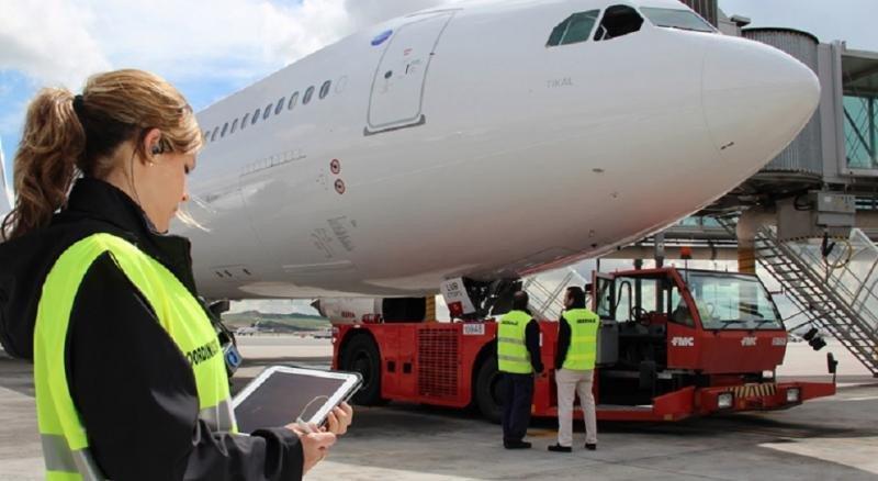 Imagen Trabajadores de servicio en tierra harán paros en agosto en los aeropuertos