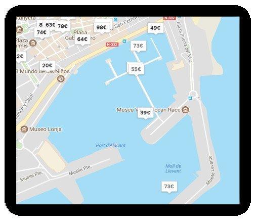 Imagen El alojamiento ilegal llega al mar, según denuncia HOSBEC