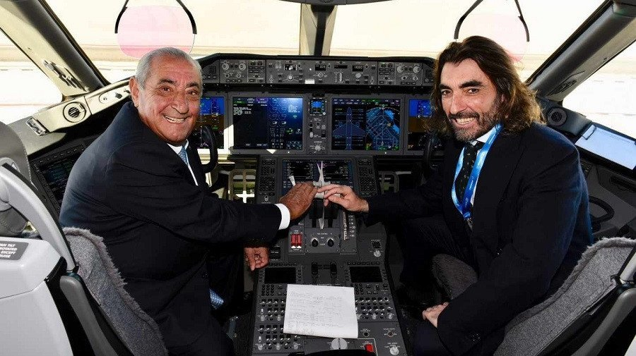 Javier Hidalgo: segundo principal accionista de Globalia