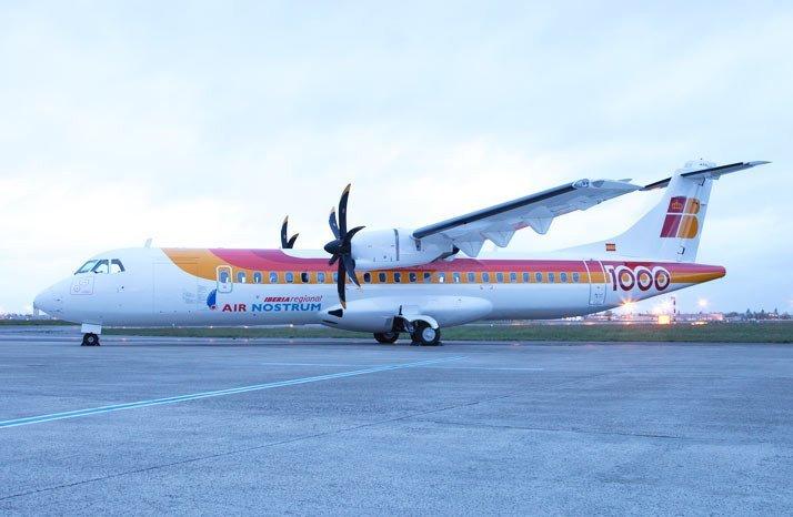 Imagen Air Nostrum y CityJet crean un grupo de aerolíneas regionales de Europa
