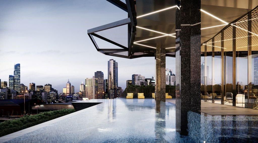 El nuevo AC Hotel Melbourne Southbank estará ubicado en el Fishermans Bend, cerca del centro de la ciudad.