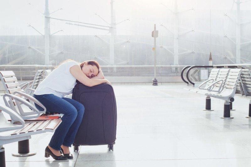 Imagen IATA advierte del incremento de los retrasos aéreos