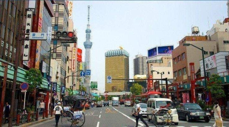 Imagen Japón recibió la cifra récord de 15,9 millones de turistas hasta junio