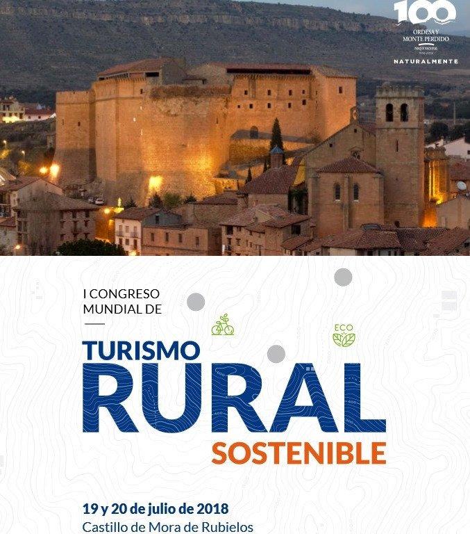 Imagen Retos y oportunidades en el I Congreso Mundial de Turismo Rural Sostenible