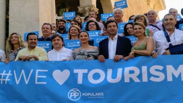 'We love tourism
