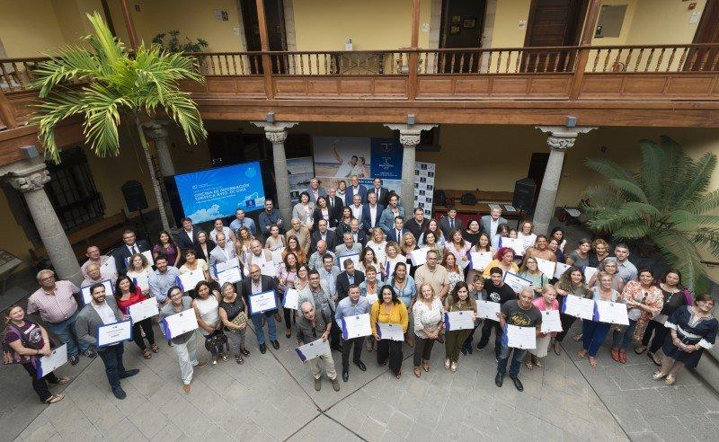 Imagen Gran Canaria fomenta la calidad en las empresas turísticas de la isla