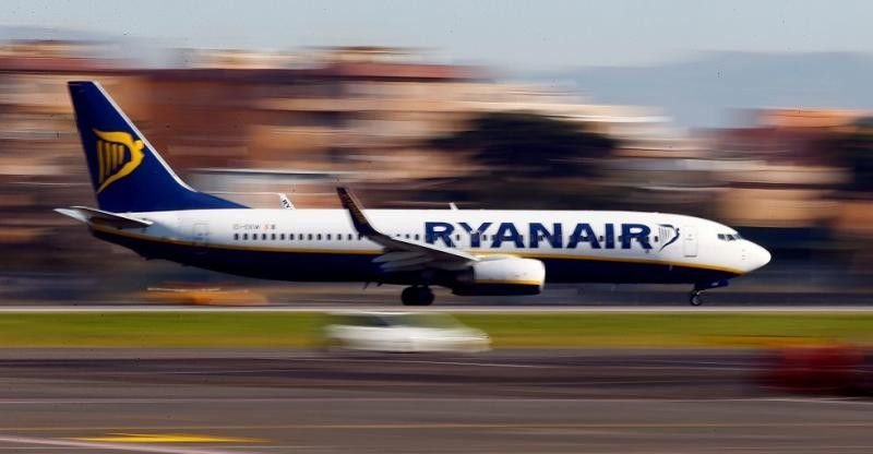 Imagen Ryanair amenaza con reducir vuelos y flota si la huelga se mantiene