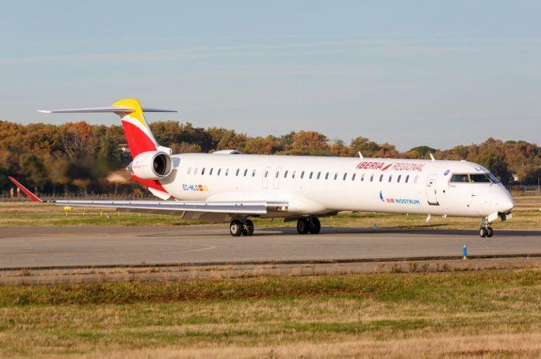 Air Nostrum duplicó sus beneficios con 13,2 M €