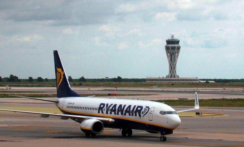 Imagen Ryanair operará el 76% de sus vuelos en España durante la huelga