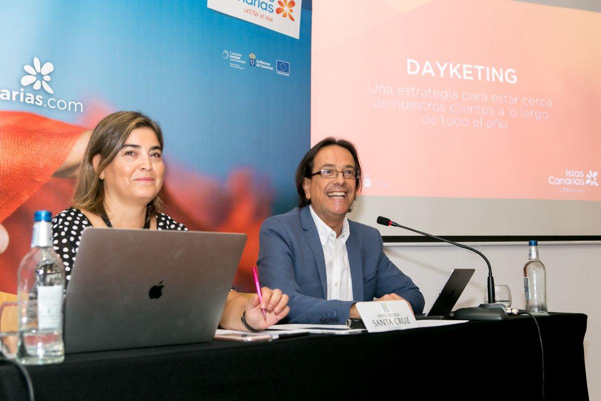 Imagen Canarias explota lo último en marketing turístico: dayketing