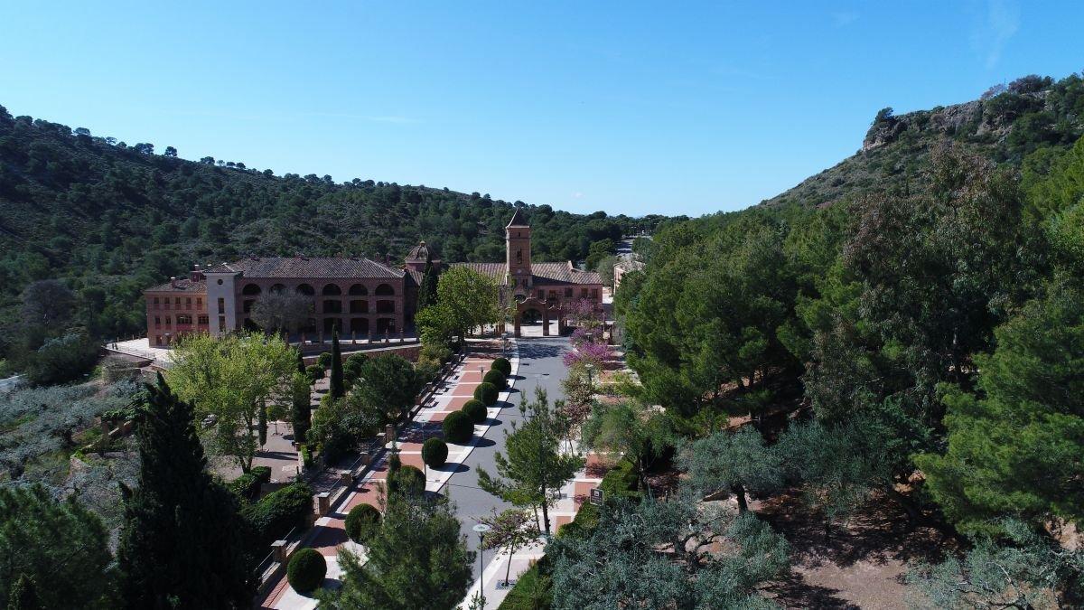 Imagen El Hotel Monasterio reabre como Jardines de La Santa