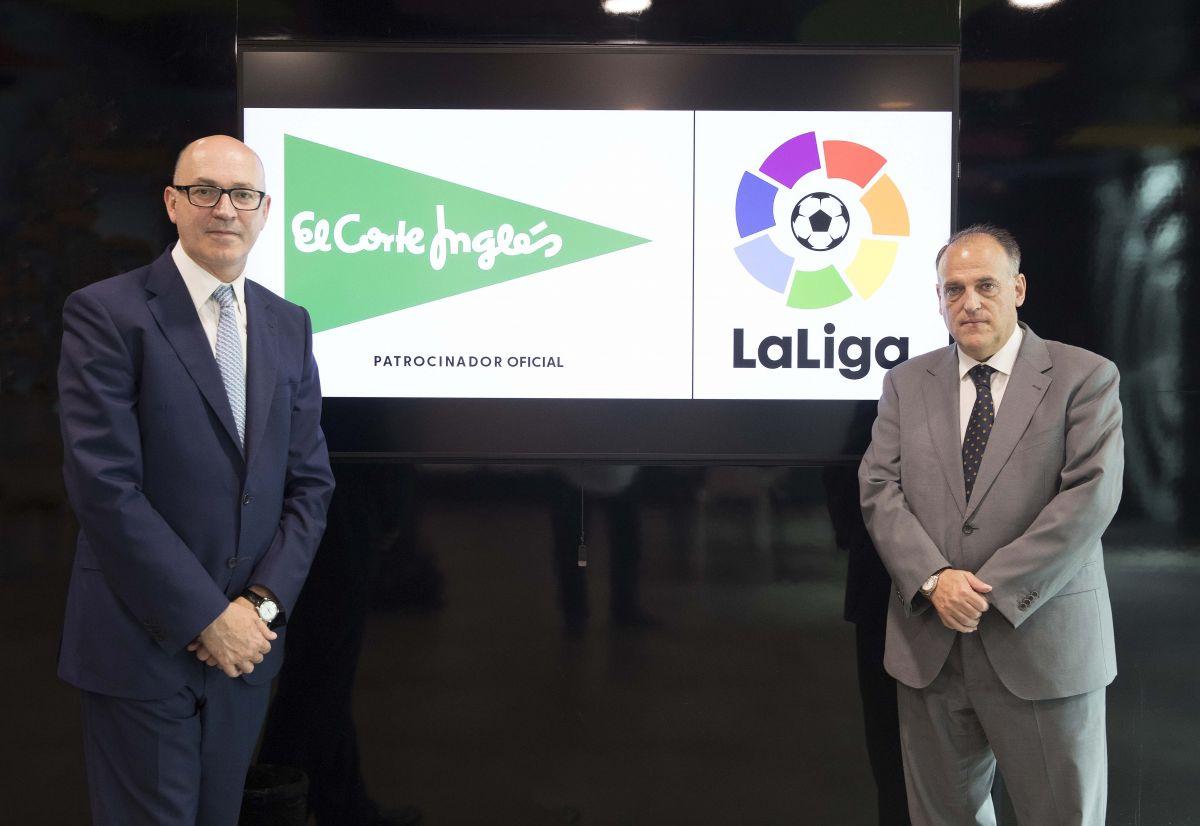 Imagen VECI consolida su contrato con LaLiga