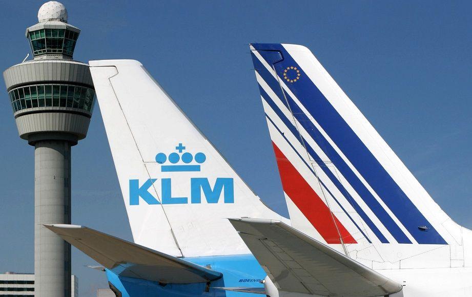 Imagen Air France-KLM sufre fuertes pérdidas por las huelgas y el combustible