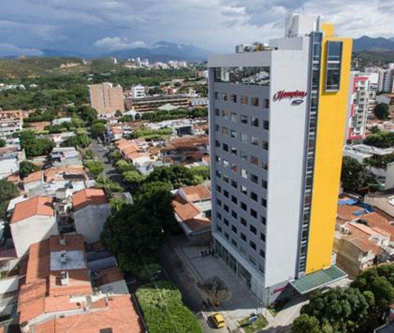 Hilton sigue su expansión en Colombia con un nuevo Hampton