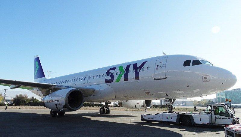 SKY Airline elige Perú para iniciar su expansión internacional