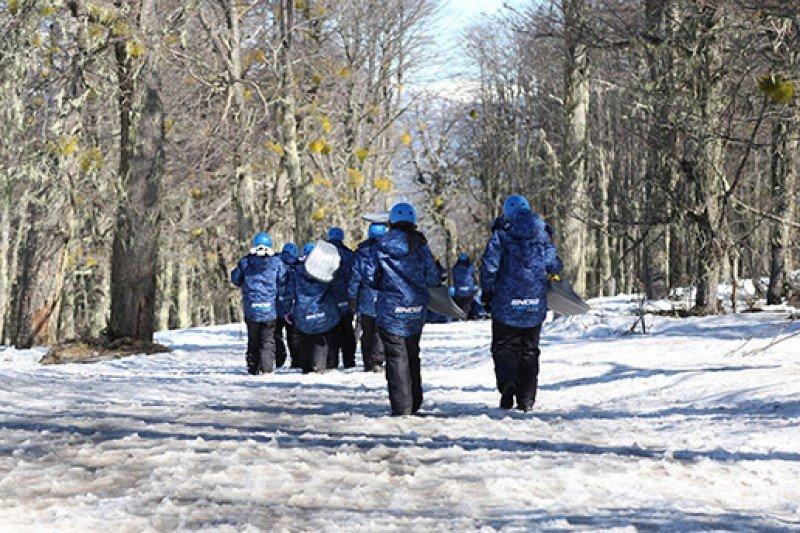 Peligra el viaje de 7.000 estudiantes por quiebra de Snow Travel en Argentina