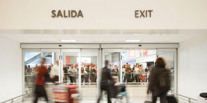 Aeropuerto de Carrasco inaugura su planta de energía solar