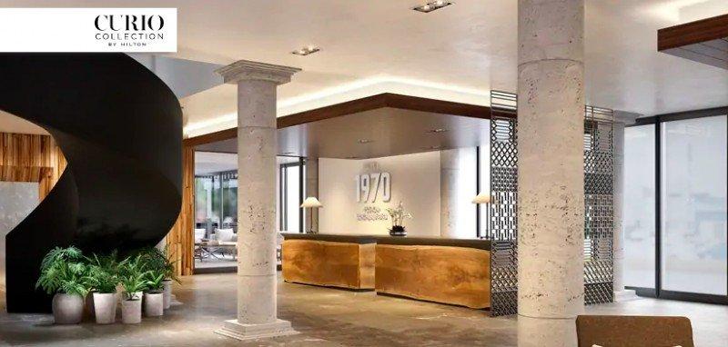 México incorpora un segundo Curio Collection by Hilton