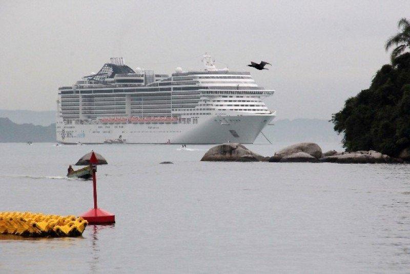Camboriú, uno de los últimos destinos que Brasil promueve para los cruceros.