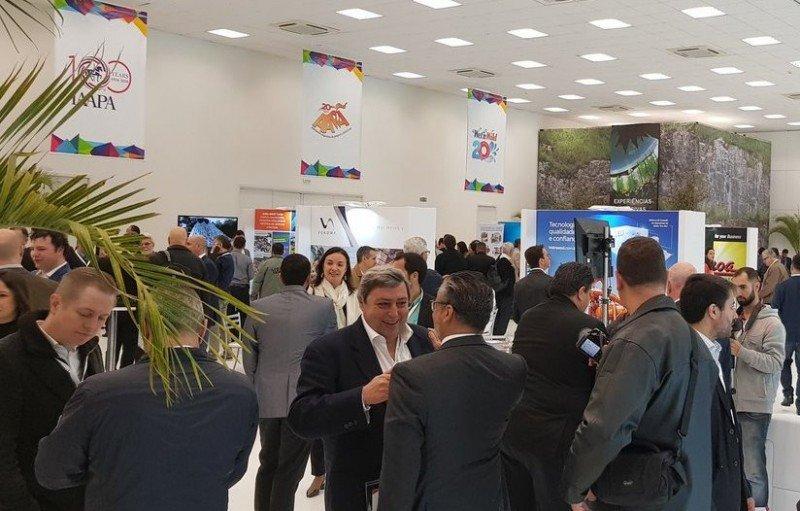 La primera edición de Industry Showcase and Tabletop Networking, organizada por el Sistema Integrado de Parques de Atracciones Turísticas de Brasil (SINDEPAT), tiene lugar hasta este martes en el centro de convenciones del parque de atracciones Wet'n Wild, en la ciudad de Campinas, al noroeste de San Pablo.