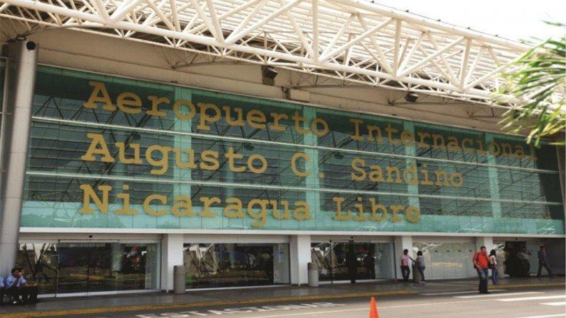 Aeropuerto Internacional de Managua.