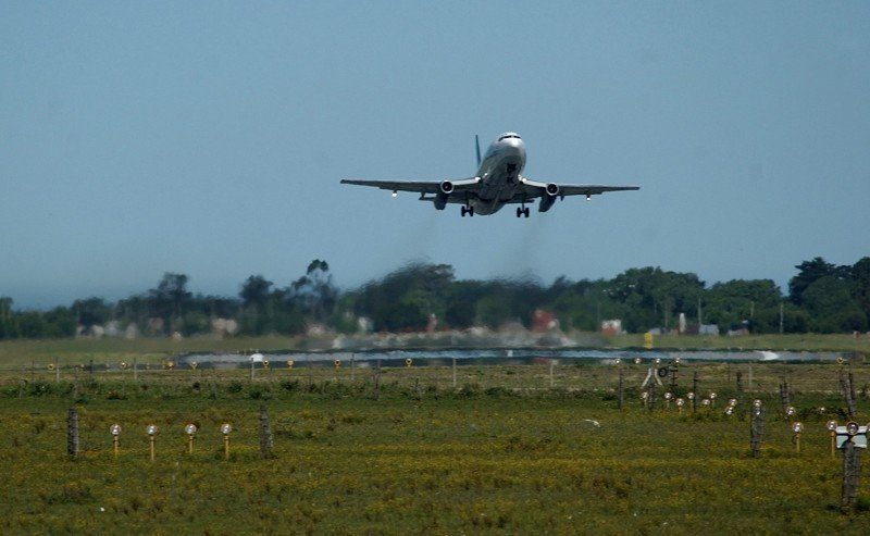 La llegada de turistas por vía aérea a Mar del Plata creció 67% hasta julio
