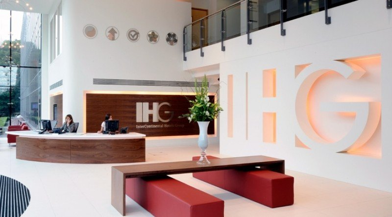 InterContinental Hotels Group llega a 810.000 habitaciones en 5.431 hoteles